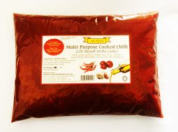 Multi-Purpose Cooked Chili - 2.5kg